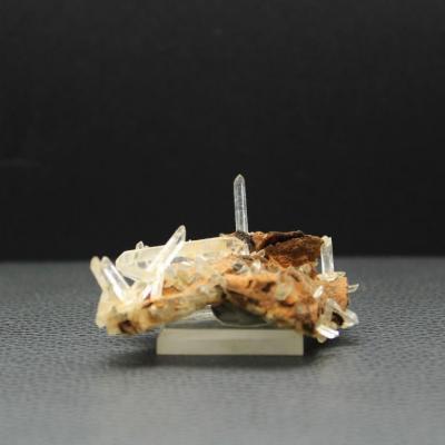 Quartz siderite la gardette h91 1