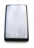 Rectangle shungite 1 5 2 5 cm