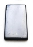 Rectangle shungite 1 5 2 5 cm