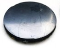 Rond shungite 25mm