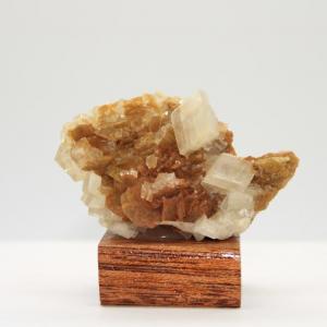 Siderite adulaire quartz h40 1
