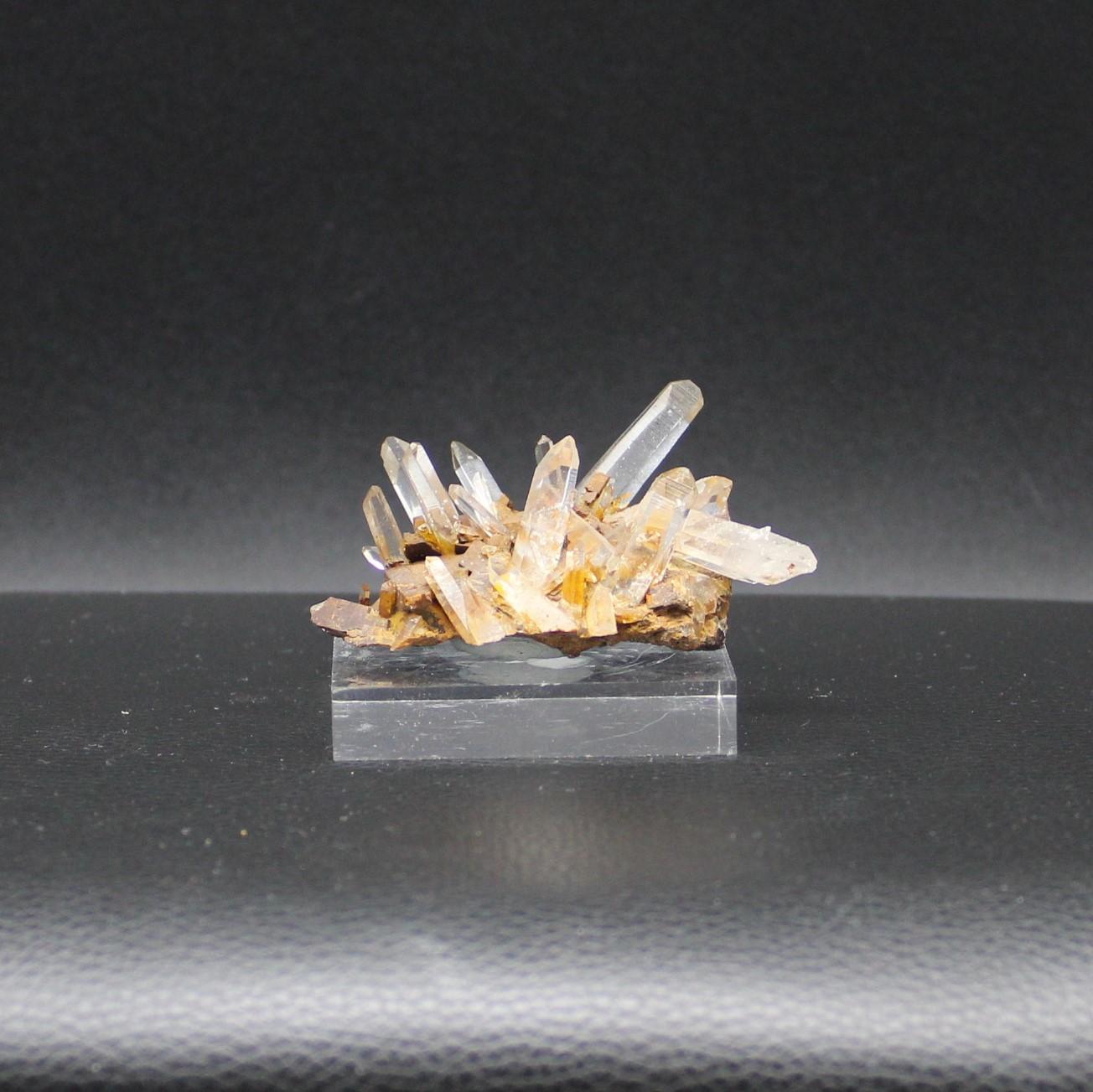Siderite quartz 5