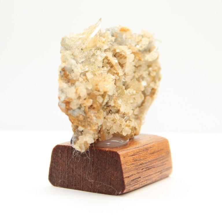 Siderite quartz adulaire h38 2