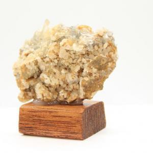 Siderite quartz adulaire h38 3