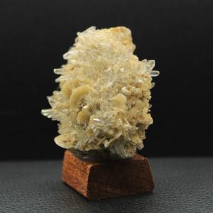 Siderite quartz adulaire h42 1